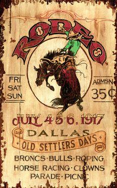 Old Settler Days