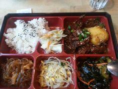 Pierwszy raz zjadłam koreańskie jedzenie i było pyszne