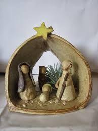 Image result for ceramica gres Retro Christmas Decorations, Bird Christmas Ornaments, Christmas Clay, Clay Ornaments, Christmas Crafts, Christmas Ideas, Clay Projects For Kids, Clay Crafts For Kids, Ceramic Angels