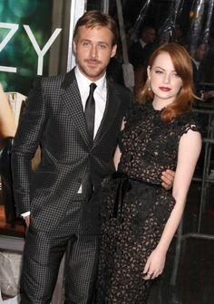 Emma Stone, Ryan Gosling spotted on set of new film 'La La Land'   TheCelebrityCafe.com