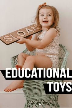 What if your kids were having so much fun with their toys, they don't even realize they're learning? That's where we come in! Shop all educational, keepsake-quality wooden toys at Smiling Tree Toys! #educationaltoys #woodtoys Wooden Baby Toys, Wood Toys, Natural Parenting, Parenting Tips, New Baby Gifts, Gifts For Kids, Toddler Toys, Kids Toys, Wooden Alphabet Letters