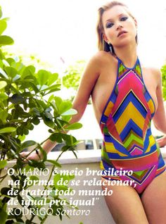Kate Moss Vogue Brazil