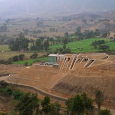 Pachacamac House: Location:  Pachacamac, Peru Year of Construction: 2008 Architects: Longhi Architects  Set into the hillside, this incredible home uses locally sourced materials including stone to form the structure and dynamic spaces.