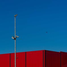 Colorful Boxes: Stunning Compositions of Facades by Andreas Levers #inspiration #photography