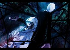 Slender man And Jeff the killer by gatanii69.deviantart.com on @deviantART