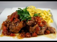 Osso Buco with Pappardelle | Ivy's Kitchen