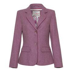 Croy Light Weight Tweed Blazer - Coats & Jackets from Ness Clothing