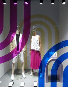 Kenzo, Milan. http://www.retailstorewindows.com
