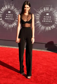 2014 MTV Video Music Awards - Arrivals - Kendall Jenner