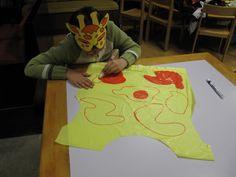 Disfraz Niño jirafa