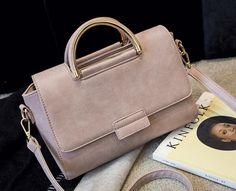 2016 Women Leather Bags Vintage Women Messenger #Bags Bolsa Femininas Women's #Handbags Bolsa Femininas Tassel Famous BrandJ587
