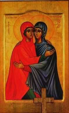 icons of saint elizabeth mother of john - Google Search