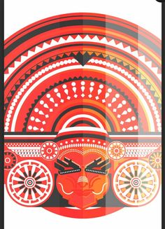 Design theyyam