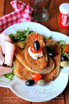 Pohovani plavi patlidžan Cafe Bar, Salts, Birthday Candles, Breakfast, Sweet, Kitchen, Recipes, Food, Morning Coffee
