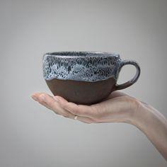 A gorgeous mug.
