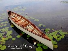 Kudzu Craft SOF kayak kits. Beautiful boats. I love the idea of building my own, like an heirloom piece.