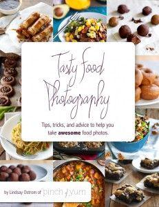 Tasty Food Photography eBook Giveaway! | Julie's Eats & Treats