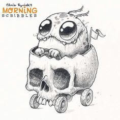 Morning srible
