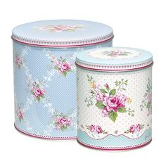 GreenGate Tin Box