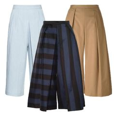 The Culotte- Not Shorts, nor Pants
