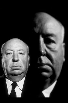 BROTHERTEDD.COM Classic Movies, Classic Tv, Alfred Hitchcock Hour, Famous Directors, Tv Movie, Image Film, Cinema, Horror Films, Portrait