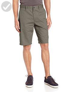 Volcom Men's Frickin Chino Short, Khaki, 28 - Mens world (*Amazon Partner-Link)