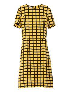 Marni Foulard Fall 2012  Viscose Dress