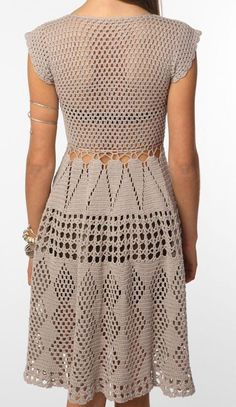 Image gallery – Page 336644140893894449 – Artofit Crochet Beach Dress, Crochet Baby Dress Pattern, Crochet Summer Dresses, Black Crochet Dress, Crochet Skirts, Crochet Doll Clothes, Doll Clothes Patterns, Clothing Patterns, Crochet Woman