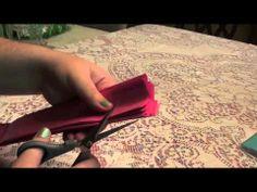 How To Make Tissue Paper Flower PomPoms!!