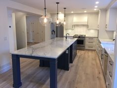 This project is now finished! Job went smooth , on time and budget! Can't be happier Full House, My House, Calgary, Kitchens, Smooth, Budget, Real Estate, Construction, Cool Stuff