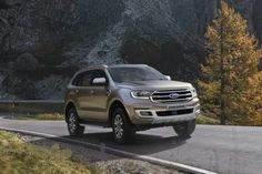 Ford Endeavour - Best SUV in India - TOP 15 SUV'S in 2020 - Check the List - Autohexa Best Suv To Buy, Jeep Compass Price, Best Suv Cars, 7 Seater Suv, Compact Trucks, Ford Endeavour, Toyota Innova, Ford Ecosport
