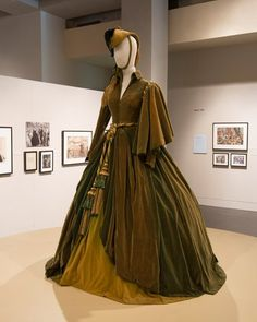 """Ms. Ellen's Portiers Gown"", Gone with the Wind"