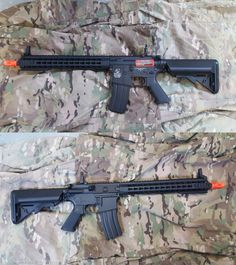 Rifle 160919: New Full Metal Colt M4a1 13 Keymod Airsoft Replica Aeg Automatic Electric Rifle -> BUY IT NOW ONLY: $161.99 on eBay!