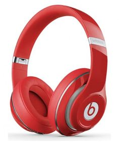 Beats By Dr.Dre  Studio Wireless Red - ToneMove - 379 € TTC - Casque audio by ToneMove