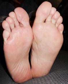 Wrinkled Feet