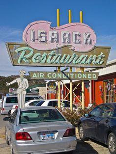 Isaack Restaurant, Junction, TX