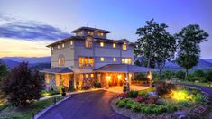 Lucille's Mountaintop Inn & Spa. Location for Scott Bushnell's 'Better Way to Learn Innkeeping seminar. August  15-17. Sautee GA. #learninnkeeping