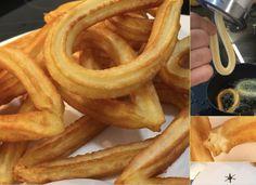 Onion Rings, Deli, Cookies, Healthy, Ethnic Recipes, Taurus, Food, Club, Churro Recipe