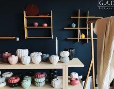 Öländsk keramik i vackra färger #öland #keramik