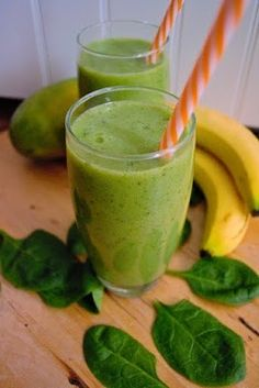 Smoothie Drinks, Healthy Smoothies, Breakfast Lunch Dinner, Herbalife, Drinking, Mango, Good Food, Food And Drink, Eat