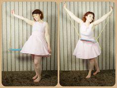 Séraphine création Berthe en Bottes, robe vichy rose, esprit Brigitte Bardot