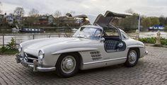 1955 Mercedes-Benz 300 SL Gullwing | Coys of Kensington Mercedes Benz 300, Sports Sedan, Cars, German, Deutsch, German Language, Autos, Car, Automobile