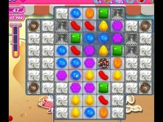 Candy Crush Saga 167 - NO BOOSTERS