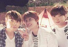 Super Junior Leeteuk, Eunhyuk, Donghae ♥♥