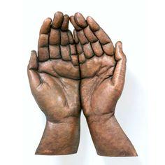 Avery Lucas Hand Sculpture