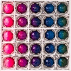 Maggie Louise Jewel Tone Chocolates