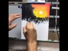 Curso de Pintura Gratis - YouTube Acrylic Painting Lessons, Painting Tips, Painting & Drawing, King Art, Make It Yourself, Canvas, Drawings, Youtube, Granada