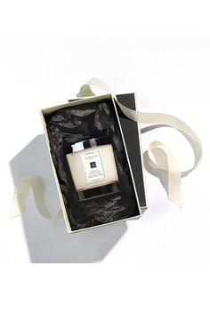 Jo Malone London™ Peony & Blush Suede Scented Home Candle   Nordstrom Subtle Background, Lime And Basil, Perfume, Home Candles, How To Make Ribbon, Jo Malone, Jaba, Red Apple, One Light