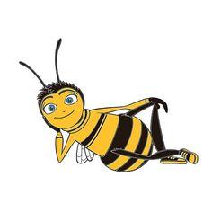 Barry B. Benson - Bee Movie Design