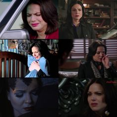 Day 8 A moment that makes you sad/cry  I don't have a specific moment where I am crying a lot. But I have a very huge weakness for Regina. Especially when she's sad or something, she doesn't deserve, happens to her. I breaks my heart to see her sad or just when she puts her walls down.